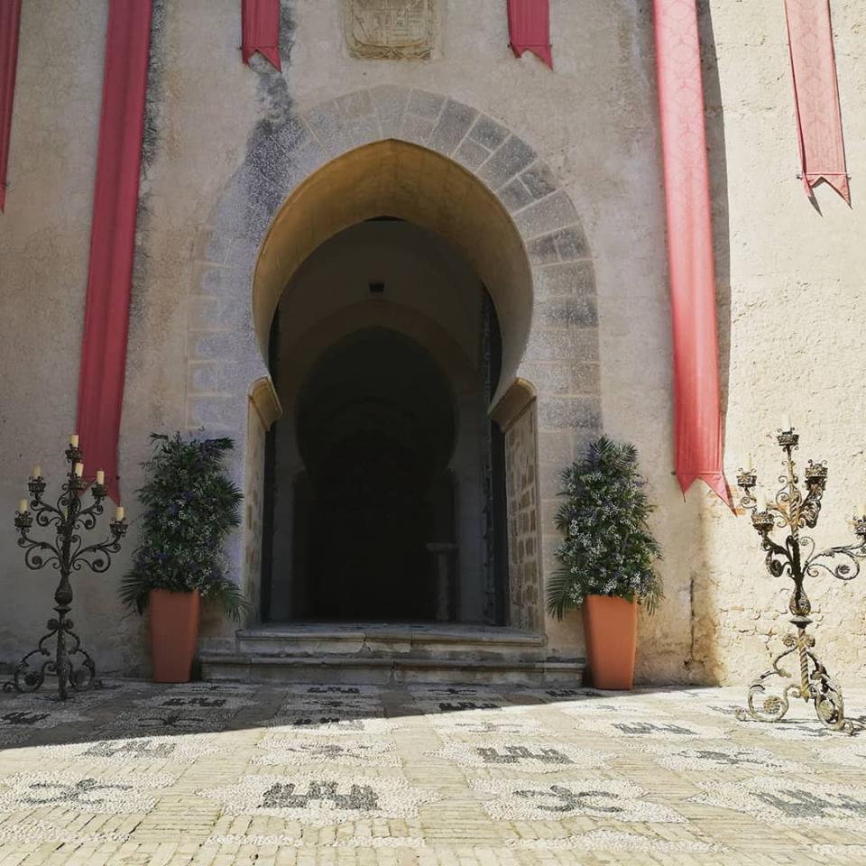 Decoración Castillo San Marcos